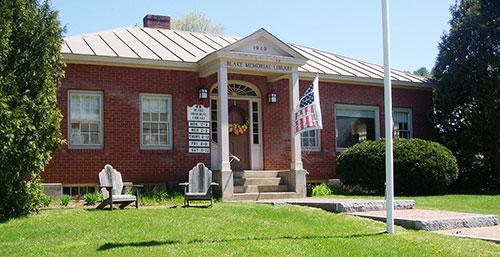 Blake Memorial Library